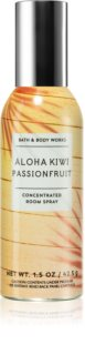 Bath & Body Works Aloha Kiwi Passionfruit spray para o lar I.