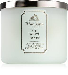 Bath & Body Works Fiji White Sands illatos gyertya