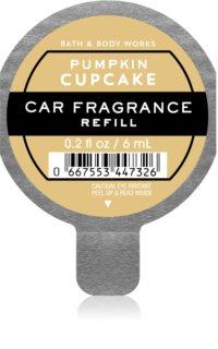 Bath & Body Works Pumpkin Cupcake miris za auto zamjensko punjenje