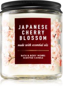 Bath & Body Works Japanese Cherry Blossom vonná svíčka II.
