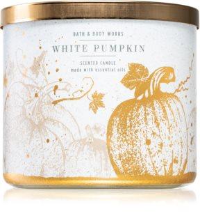 Bath & Body Works White Pumpkin vela perfumada II.