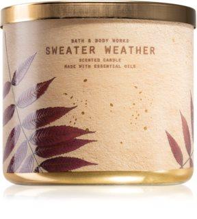 Bath & Body Works Sweater Weather Duftkerze 411 g