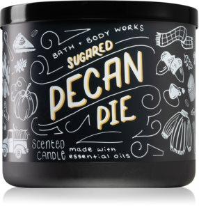 Bath & Body Works Sugared Pecan Pie bougie parfumée I.