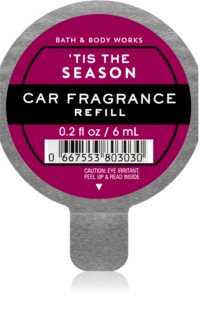 Bath & Body Works 'Tis the Season désodorisant voiture recharge