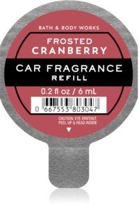 Bath & Body Works Frosted Cranberry άρωμα για αυτοκίνητο ανταλλακτικό