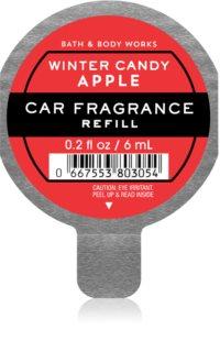 Bath & Body Works Winter Candy Apple ambientador de coche para ventilación Recambio