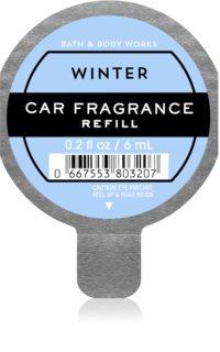Bath & Body Works Winter auto luchtverfrisser  Navulling
