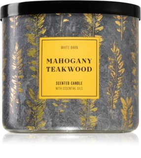 Bath & Body Works Mahogany Teakwood mirisna svijeća II.