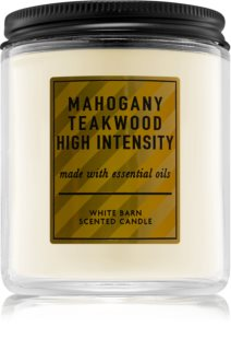 Bath & Body Works Mahogany Teakwood  High Intensity lumânare parfumată  V.