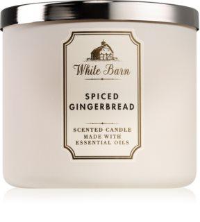 Bath & Body Works Spiced Gingerbread Duftkerze III.