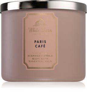 Bath & Body Works Paris Café bougie parfumée III.