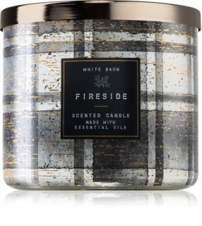 Bath & Body Works Fireside bougie parfumée II.