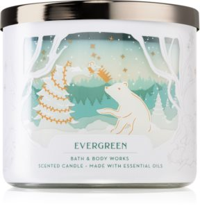 Bath & Body Works Evergreen geurkaars