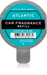 Bath & Body Works Atlantic dišava za avto nadomestno polnilo