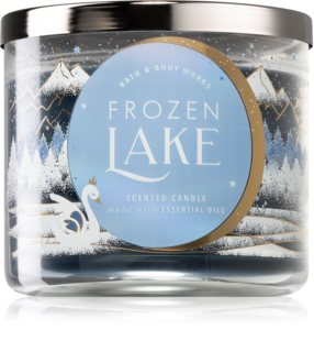 Bath & Body Works Frozen Lake vonná sviečka