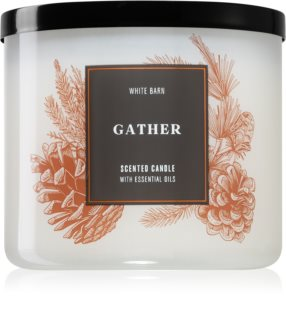 Bath & Body Works Gather illatos gyertya  II.