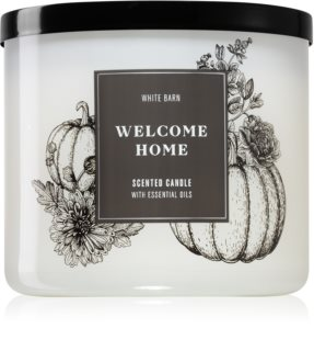 Bath & Body Works Welcome Home bougie parfumée III.