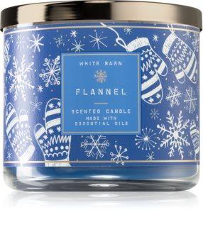 Bath & Body Works Flannel candela profumata II