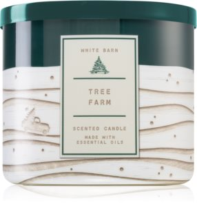 Bath & Body Works Tree Farm bougie parfumée