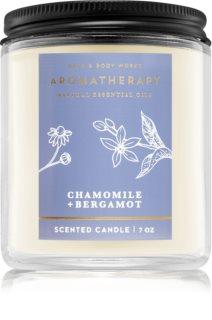 Bath & Body Works Aromatherapy Chamomile & Bergamot bougie parfumée