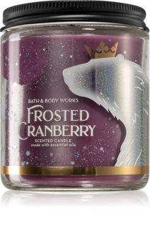 Bath & Body Works Frosted Cranberry bougie parfumée