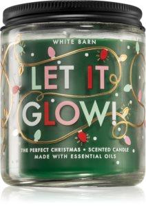 Bath & Body Works Let It Glow geurkaars