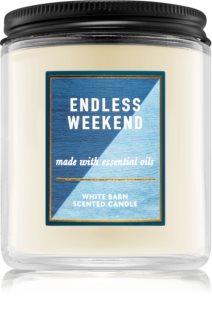 Bath & Body Works Endless Weekend geurkaars
