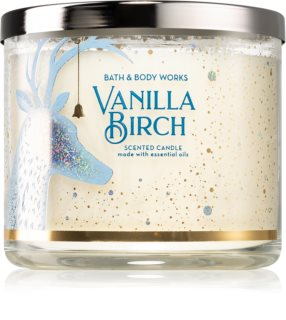 Bath & Body Works Vanilla Birch doftljus III