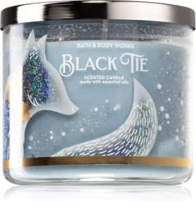 Bath & Body Works Black Tie Duftkerze   I.