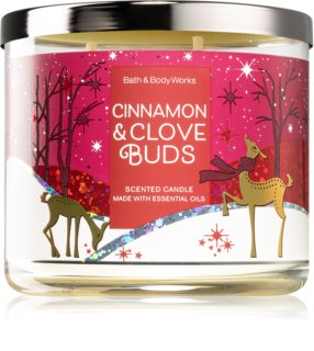 Bath & Body Works Cinnamon & Clove Buds bougie parfumée II.