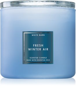 Bath & Body Works Fresh Winter Air bougie parfumée