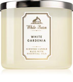 Bath & Body Works White Gardenia vela perfumada I.