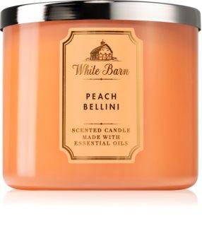 Bath & Body Works Peach Bellini doftljus I.