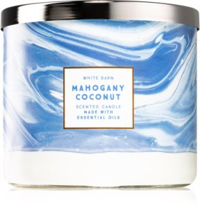 Bath & Body Works Mahogany Coconut αρωματικό κερί Ι.