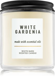 Bath & Body Works White Gardenia Tuoksukynttilä