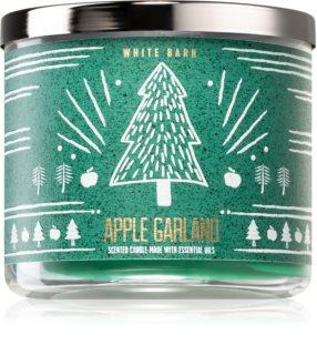 Bath & Body Works Apple Garland ароматна свещ