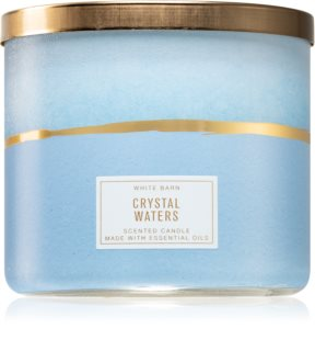 Bath & Body Works Crystal Waters Tuoksukynttilä