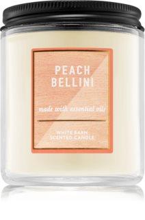 Bath & Body Works Peach Bellini kvapioji žvakė