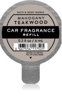 Bath & Body Works Mahogany Teakwood ambientador de coche para ventilación Recambio