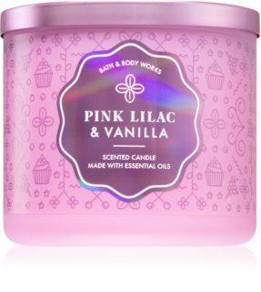 Bath & Body Works Pink Lilac & Vanilla mirisna svijeća