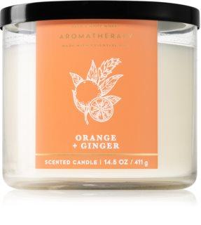 Bath & Body Works Orange & Ginger dišeča sveča  I.