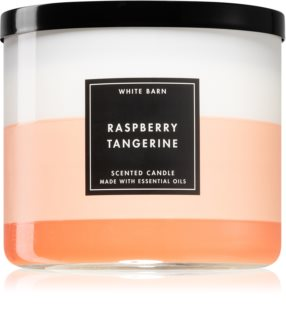Bath & Body Works Raspberry Tangerine vonná svíčka