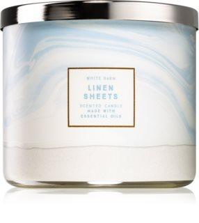 Bath & Body Works Linen Sheets ароматна свещ