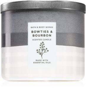 Bath & Body Works Bowties & Bourbon mirisna svijeća