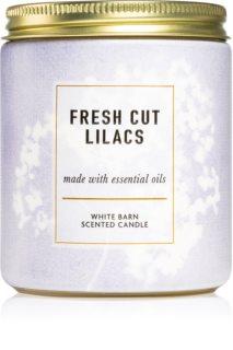 Bath & Body Works Fresh Cut Lilacs scented candle