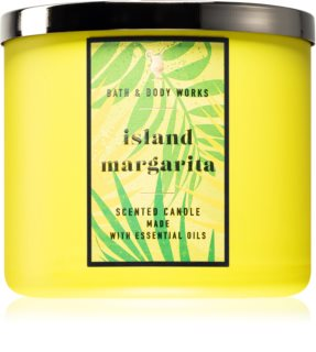 Bath & Body Works Island Margarita mirisna svijeća