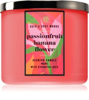 Bath & Body Works Passionfruit & Banana Flower bougie parfumée