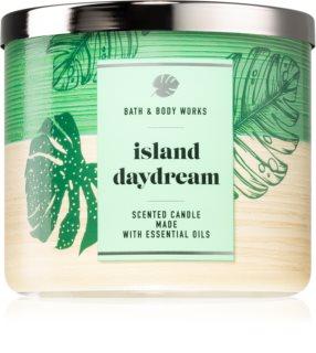 Bath & Body Works Island Daydream bougie parfumée
