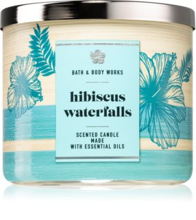 Bath & Body Works Hibiscus Waterfalls scented candle