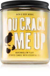Bath & Body Works You Crack Me Up Marshmallow Fluff duftlys